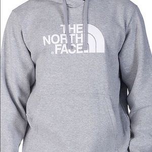 The North Face Men's XL Gray Pullover Hoodie